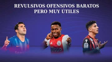 Imagen de FIFA 21: siete atacantes revulsivos baratos para decidir partidos durante las segundas partes