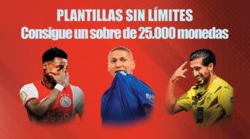 """Imagen de FIFA 21: supera los objetivos """"Sin límites"""" para ganar un sobre de 25.000 monedas con estas plantillas baratas"""