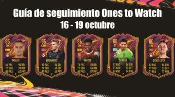 Imagen de FIFA 21: guía de seguimiento de los Ones to Watch (del 16 al 19 de octubre)
