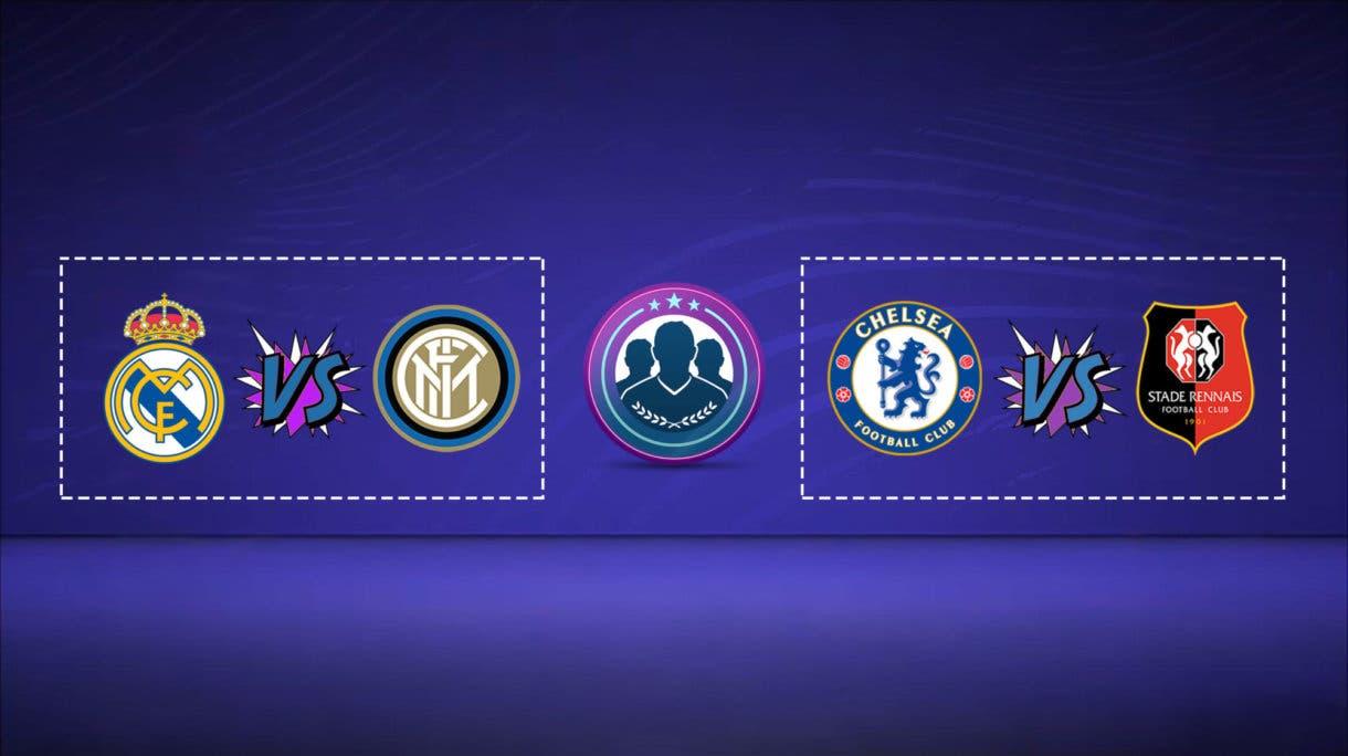 FIFA 21 Ultimate Team Predicción SBC Partidos Clave de la UEFA 03-11-2020