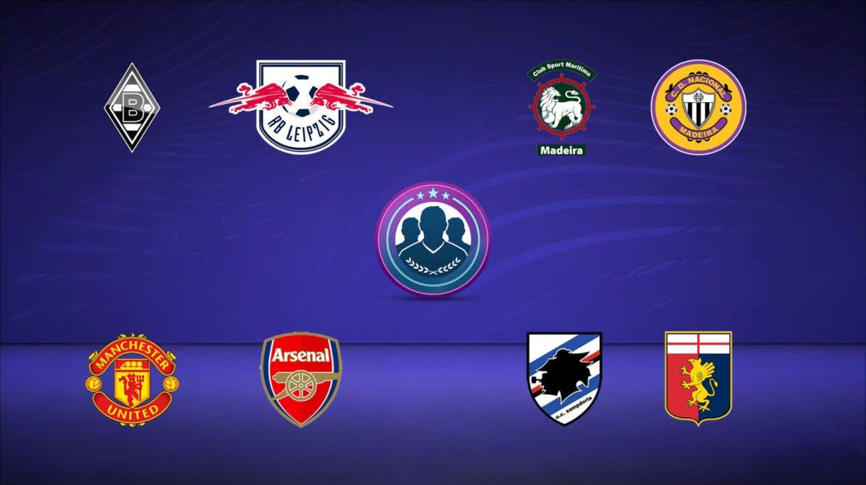 FIFA 21 Ultimate Team Predicción Partidos de Marquesina SBC 29-10-2020
