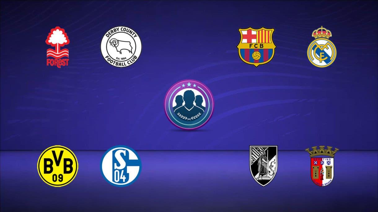 FIFA 21 Ultimate Team Predicción partidos de marquesina 22-10-2020