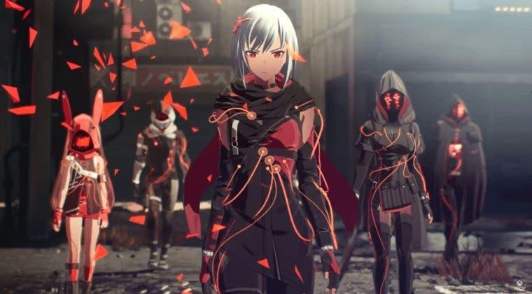 Imagen de Scarlet Nexus celebra la llegada de las nuevas consolas de Xbox con un vídeo