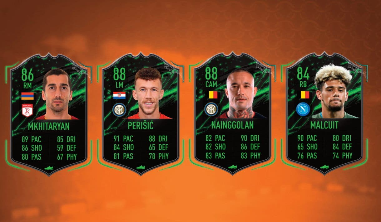 FIFA 21 Ultimate Team Scream Serie A