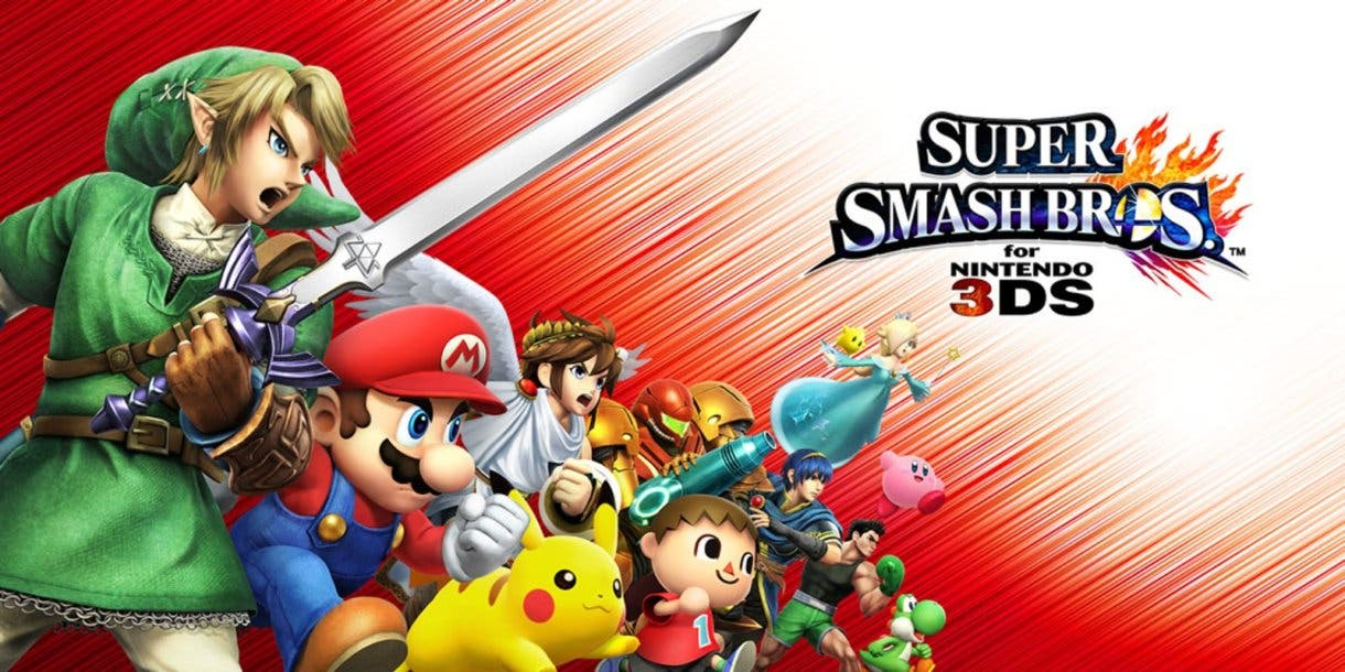 Super Smash Bros for Nintendo 3DS