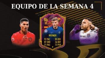 Imagen de FIFA 21: este es el TOTW 4 (Equipo de la Semana)