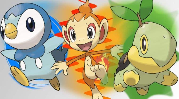 Imagen de Elige al mejor Pokémon inicial: ¿Turtwig, Chimchar o Piplup?