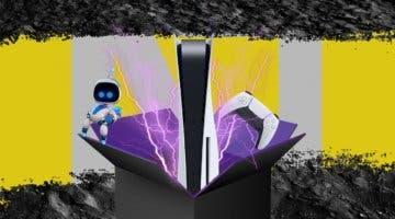 Imagen de Unboxing y primeras impresiones de PS5 y DualSense