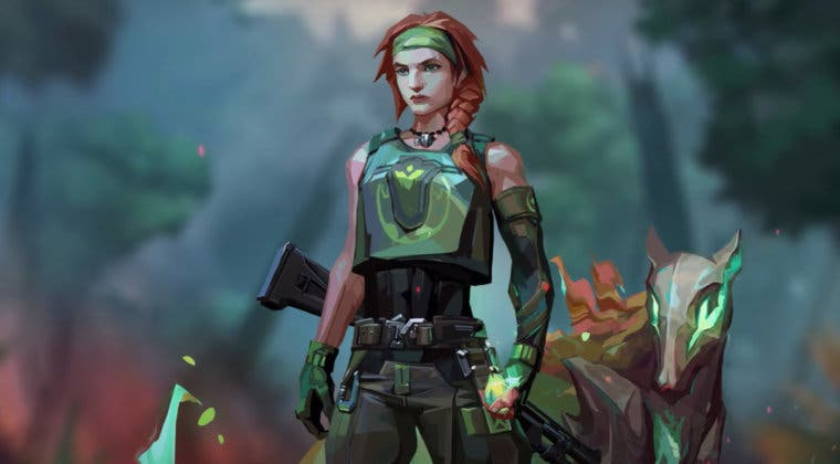 Imagen de Valorant detalla las habilidades de Skye, su nuevo personaje, con un gameplay tráiler