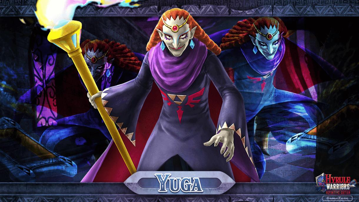 Yuga Hyrule Warriors