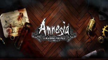 Imagen de Descarga ya Amnesia: A Machine for Pigs y Kingdom New Lands gratis en la Epic Games Store