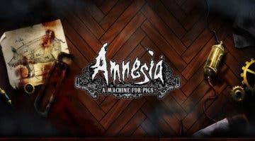 Imagen de Descarga ya Amnesia: A Machine for Pigs y Kingdom New Lands gratis en la Epic Games Store