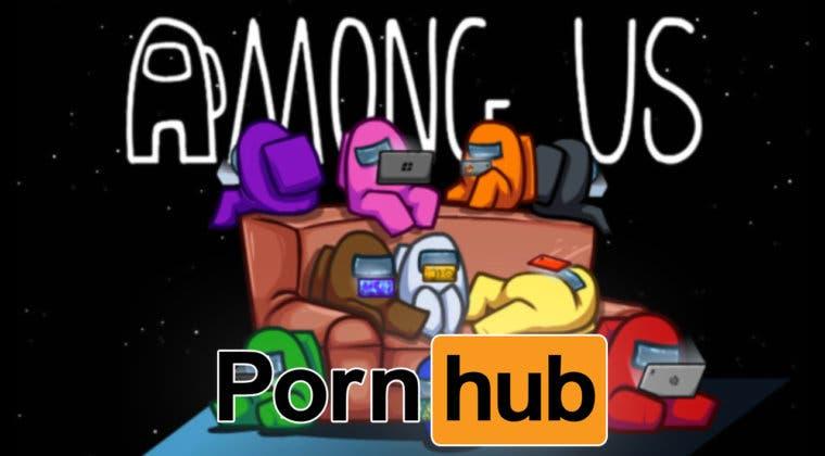 Imagen de Among Us no solo es un éxito en YouTube o Twitch; también en Pornhub