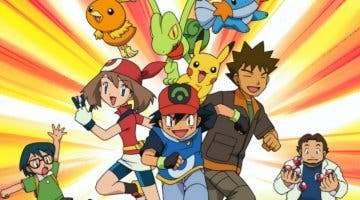 Imagen de Resumen del anime de Pokémon: Viaje por Hoenn y vuelta a Kanto