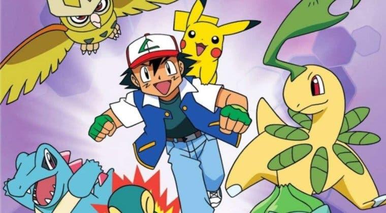 Imagen de Resumen del anime de Pokémon: Viaje por Johto