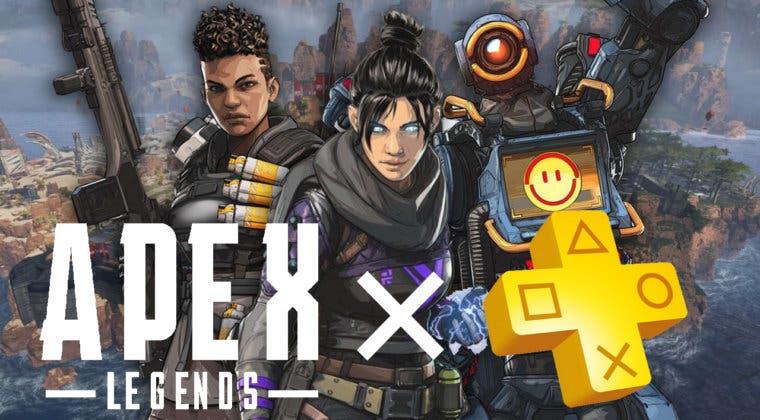 Imagen de Filtradas dos nuevas skins gratis para Apex Legends con PS Plus