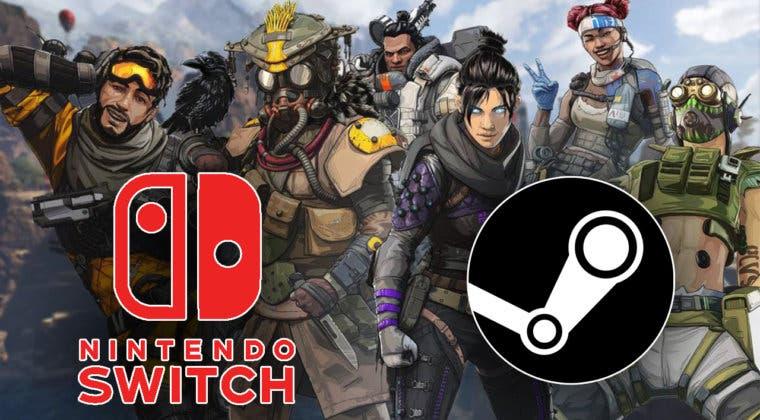 Imagen de Apex Legends retrasa su versión de Switch y anuncia fecha para Steam