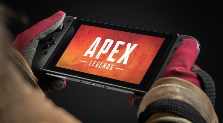 Imagen de La fecha de Apex Legends para Nintendo Switch se podría anunciar en octubre