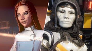 Imagen de Apex Legends: La traidora de Horizon en el último tráiler, ¿es Ash?