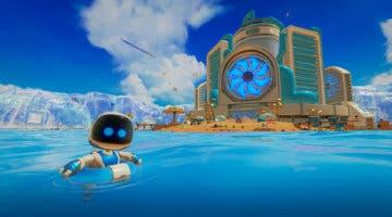Imagen de Astro's Playroom se regocija de sus buenas críticas en un nuevo tráiler