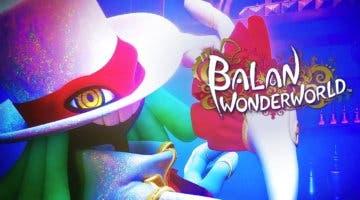 Imagen de Balan Wonderworld presenta su cinemática de introducción