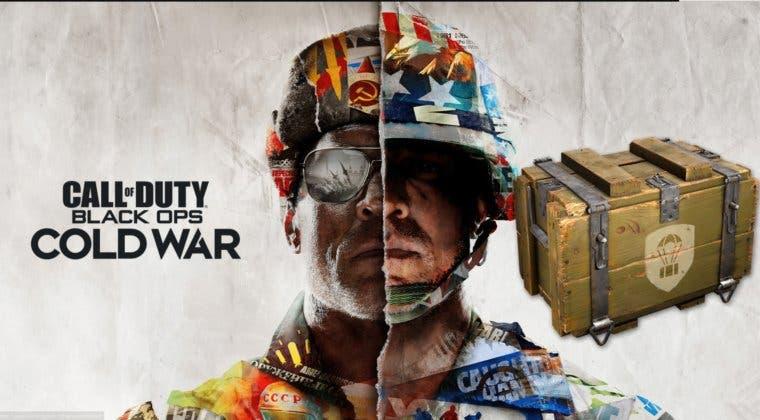 Imagen de La beta de Call of Duty: Black Ops Cold War habría desvelado la presencia de envíos de suministros