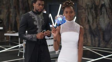 Imagen de Letitia Wright no está preparada para hacer Black Panther 2 sin Chadwick Boseman