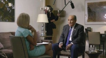 Imagen de Borat 2: ¿Fue real la polémica escena de Rudy Giuliani?