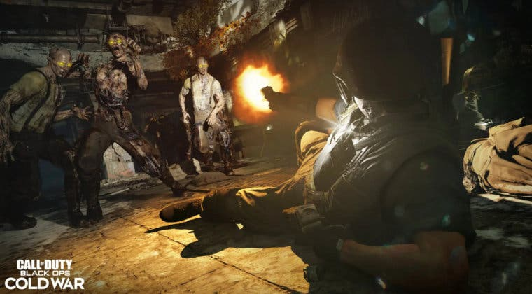 Imagen de Call of Duty: Black Ops Cold War desvela la cinemática de inicio del modo Zombies