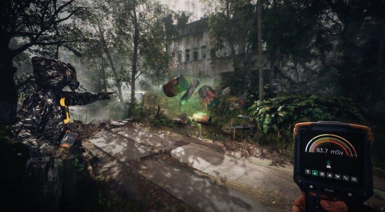 Imagen de Chernobylite se lanzará en 2021 y contará con versiones para PS5 y Xbox Series