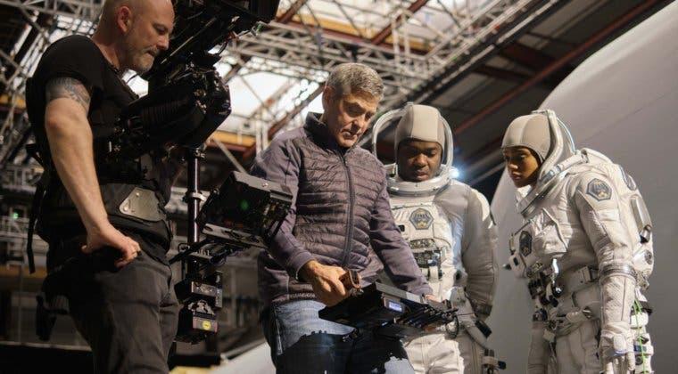 Imagen de George Clooney se va al espacio en el primer tráiler de Cielo de medianoche, su película para Netflix