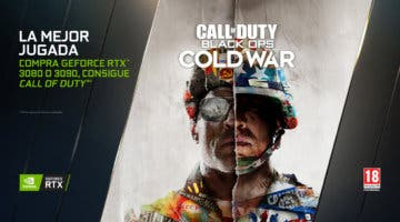 Imagen de Obtén Call of Duty: Black Ops Cold War gratis por la compra de una NVIDIA GeForce RTX 3080 o 3090