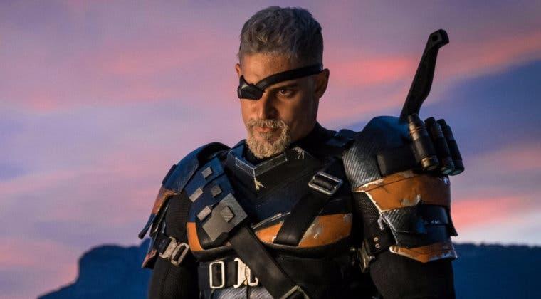 Imagen de Liga de la Justicia (Snyder Cut): así luce Joe Manganiello como Deathstroke