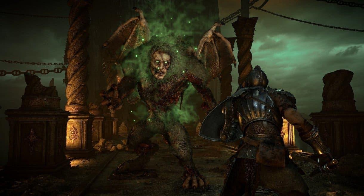 demons souls ps5 gameplay