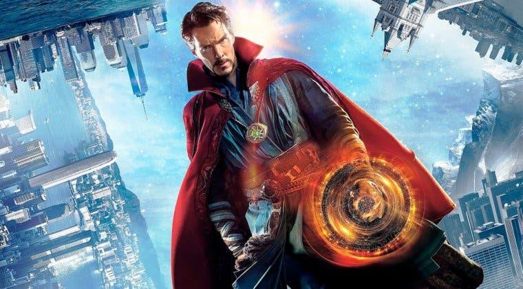 Imagen de Benedict Cumberbatch y su Doctor Strange estarán en Spider-Man 3 con Tom Holland
