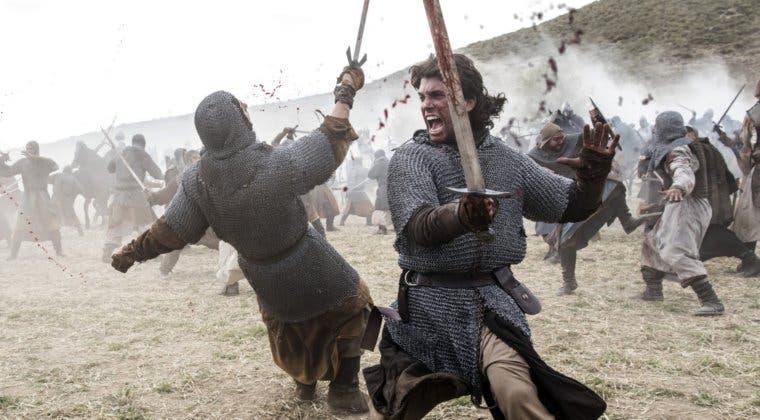 Imagen de El Cid: primer adelanto de la superproducción de Prime Video y Jaime Lorente