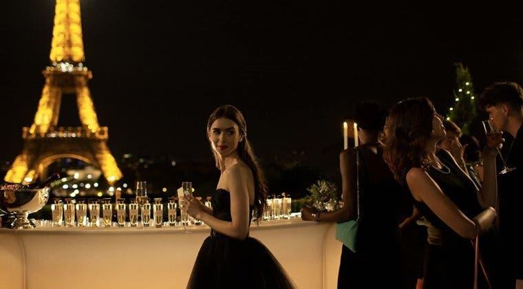 Imagen de Netflix anuncia el comienzo del rodaje de la temporada 2 de Emily en París