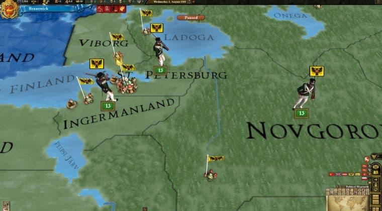 Imagen de Paradox Interactive regala Europa Universalis II a través de GOG