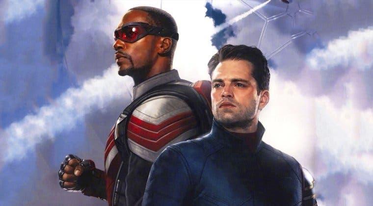 Imagen de Falcon y Soldado de Invierno: personajes de las primeras películas Marvel aparecerán en la serie