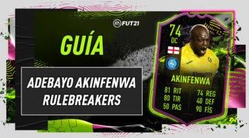 Imagen de FIFA 21: guía para conseguir a Adebayo Akinfenwa Rulebreakers