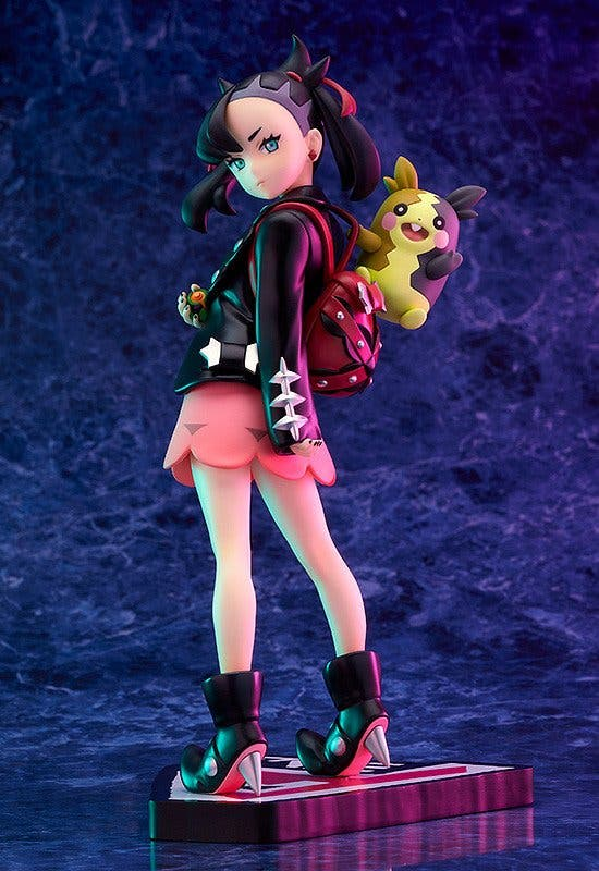 Figura Roxy y Morpeko Pokémon Espada y Escudo 1