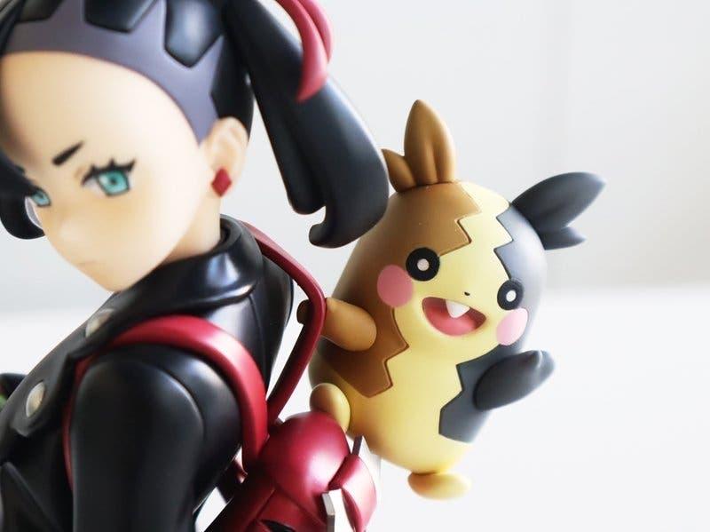 Figura Roxy y Morpeko Pokémon Espada y Escudo 5