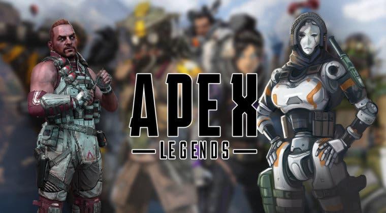 Imagen de Apex Legends filtra el modelo de Blisk, Ash, Horizon, Valk y mucho más