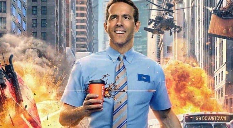 Imagen de Ryan Reynolds protagoniza un nuevo tráiler de Free Guy ¿la comedia del verano?