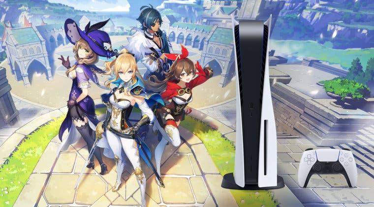 Imagen de Genshin Impact anuncia fecha de lanzamiento para su versión mejorada de PS5