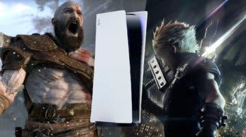 Imagen de God of War y Final Fantasy VII Remake funcionarían a 60 FPS en PS5, según nuevas pistas