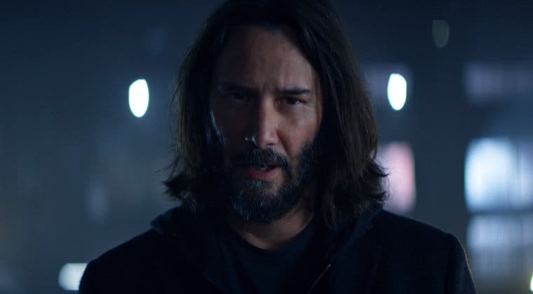 Imagen de Cyberpunk 2077 estrena teaser con Keanu Reeves 'y Billie Eilish'