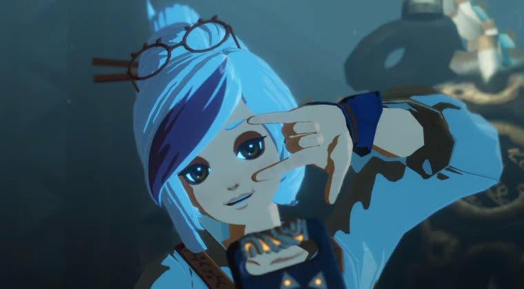 Imagen de Hyrule Warriors: La era del cataclismo muestra nuevos personajes con un tráiler
