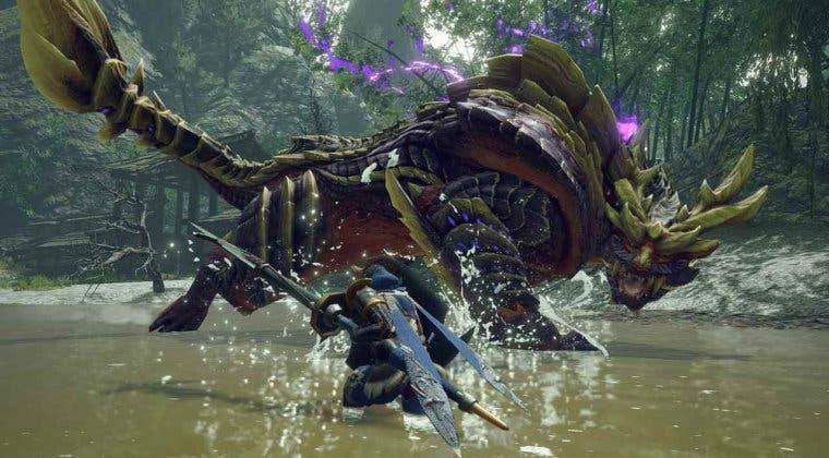 Imagen de Monster Hunter Rise inició su desarrollo en 2015; tendrá 14 tipos de armas