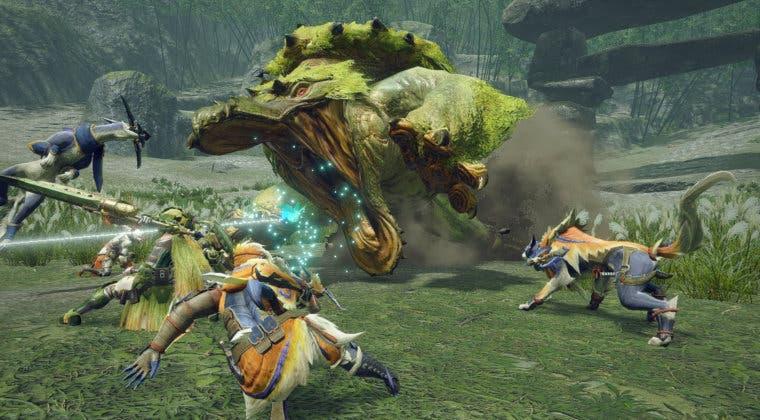 Imagen de Así es el parche de lanzamiento de Monster Hunter Rise: tamaño y contenido